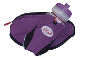 Fuel belt crush purple