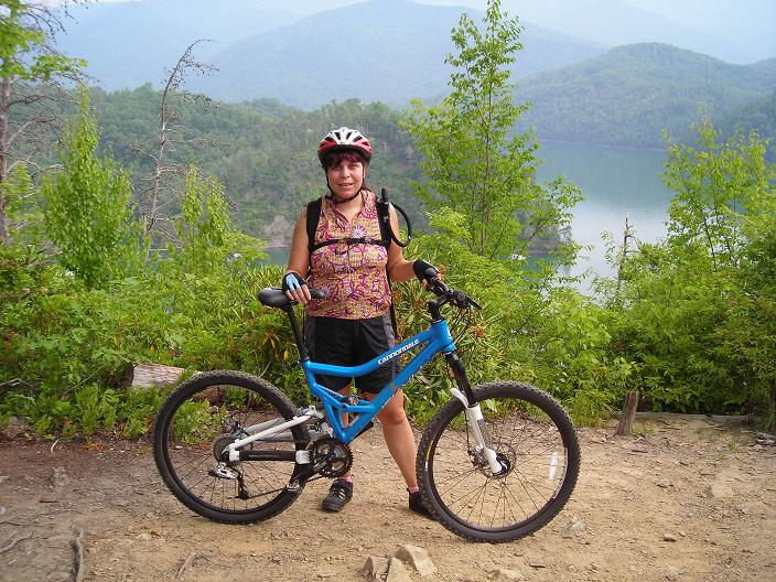 bike diva mountain biking