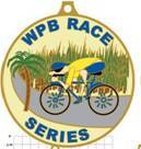 West Palm Beach Race Series Medal