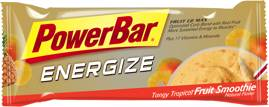 Tangy Tropical Fruit Smoothie PowerBar