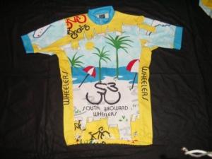 South Broward Wheelers Cycling Jersey