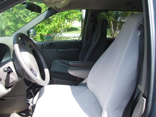 Gray Elite Sport Shield In The Bike Divas Mini Van Sports Specific Seat Covers