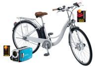 Sanyo bike