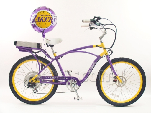 Lakers electric bike