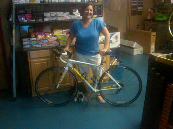Andrea bike